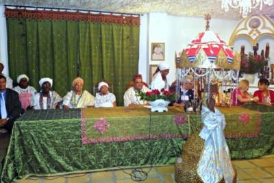 Dia da Mulher Negra é celebrado pela comunidade da Casa de Oxumarê