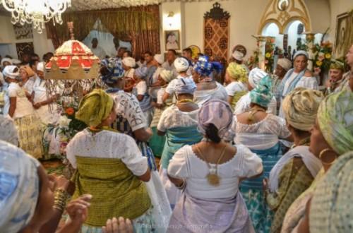 Agosto: Mês de louvar e agrader ao Patrono do nosso terreiro - Òsúmàré
