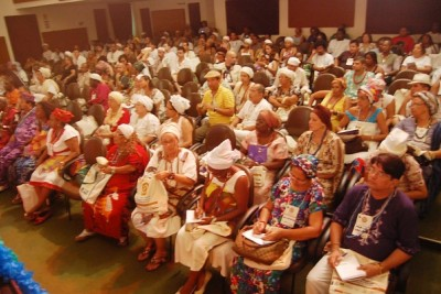 Casa de Oxumarê participa da I Oficina Nacional de Políticas Públicas para povos tradicionais de terreiro