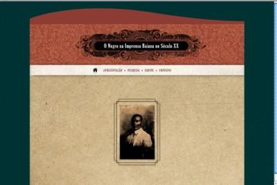 Passagens históricas da Casa de Oxumarê podem ser conferidas no site www.negronaimprensa.ceao.ufba.br